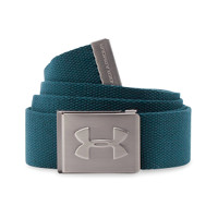 Under Armour Golf Men's Webbed Belt - Nova Teal