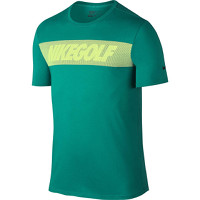 Nike Men's Graphic Golf T-Shirt - Rio Teal