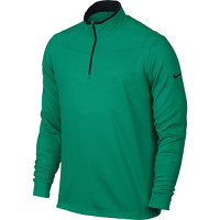 Nike Golf Dri-Fit 1/2 Zip Longsleeve - Teal Charge/Black